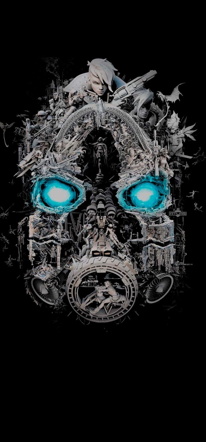 720x1544 720x1544 Borderlands 3 Mask of Mayhem 720x1544 Resolution ...