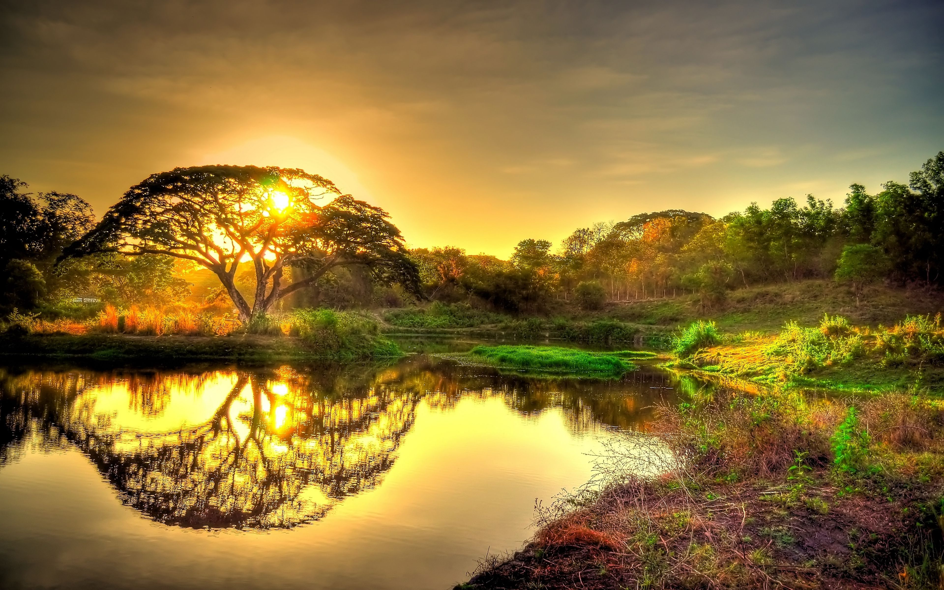 3840x2400 60+ 4K Ultra HD Landscape Wallpapers - Download at WallpaperBro