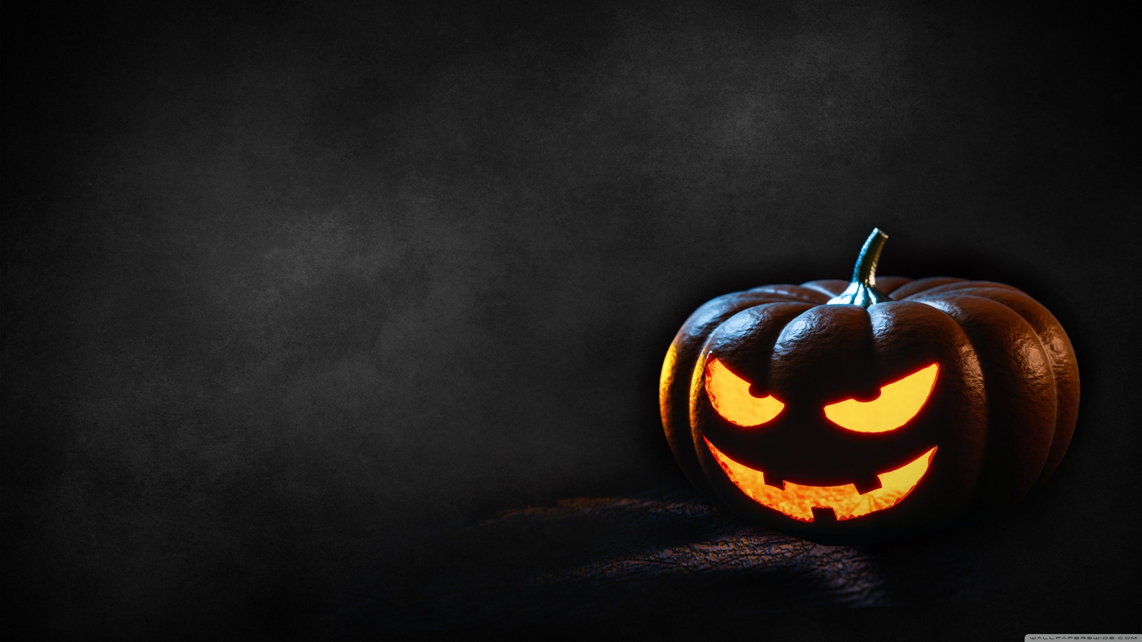 3840x2160 77+ Halloween Wallpapers on WallpaperPlay