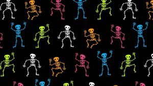 Cute Halloween Skeleton Wallpapers – Top Free Cute Halloween Skeleton Backgrounds
