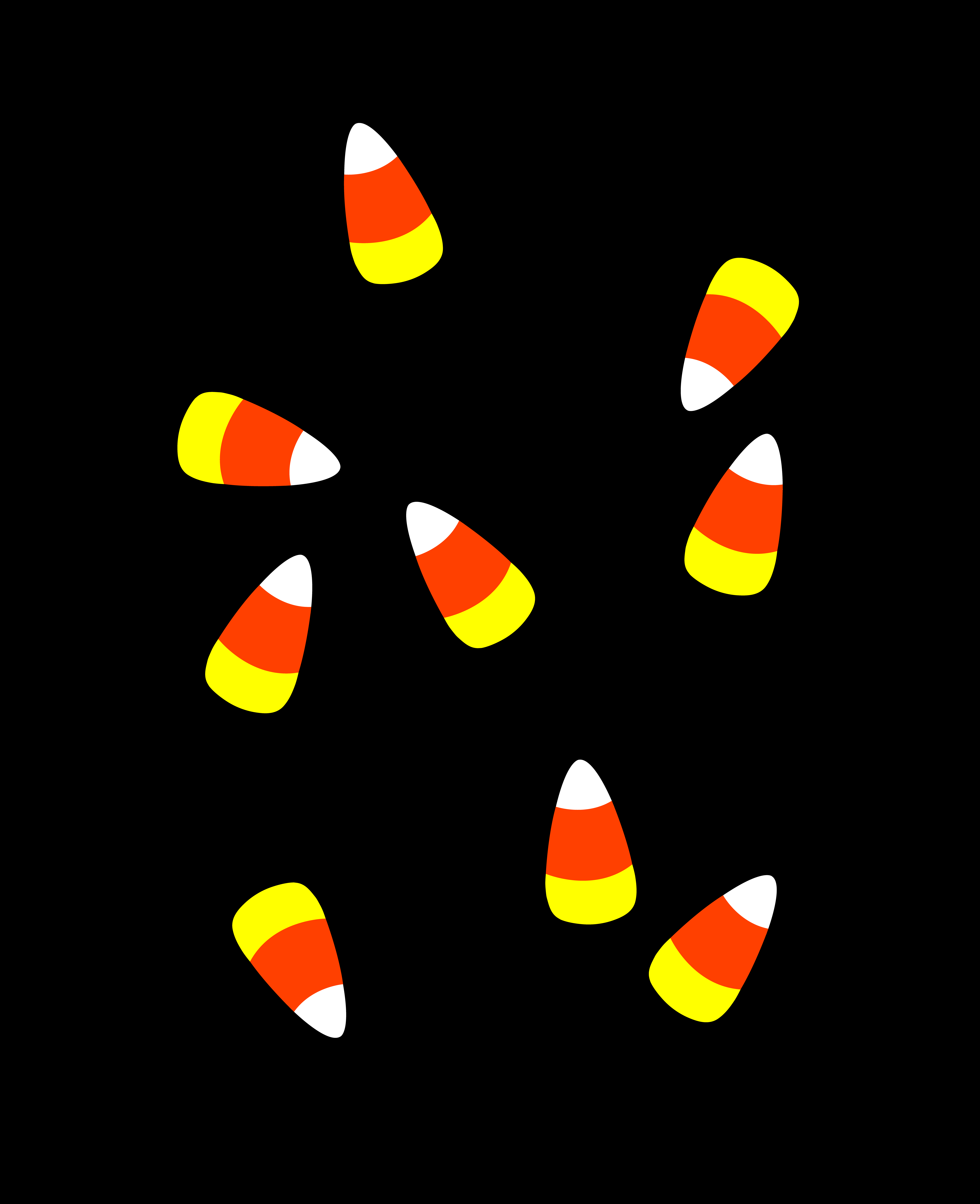 7079x8694 Free Candy Corn Images, Download Free Clip Art, Free Clip ...