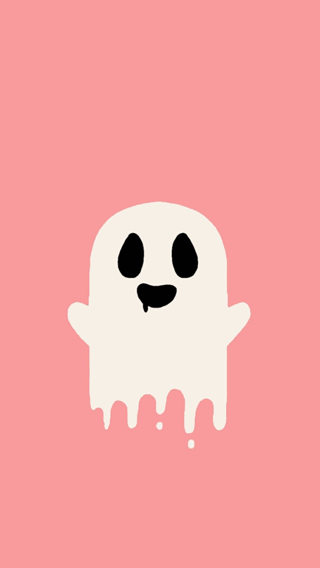 1080x1920 63+ Kawaii Halloween Wallpapers on WallpaperPlay