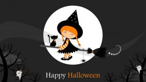 Cute Witch Halloween Wallpapers – Top Free Cute Witch Halloween Backgrounds