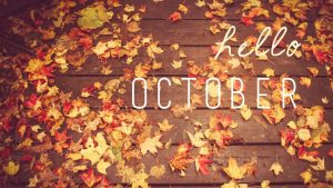 Hello October Wallpapers – Top Free Hello October Backgrounds