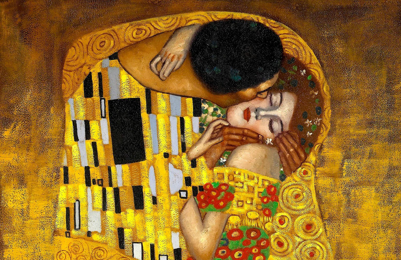 1650x1070 Painting By Gustav Klimt, (SF:8) - 749.5 Kbyte, archive