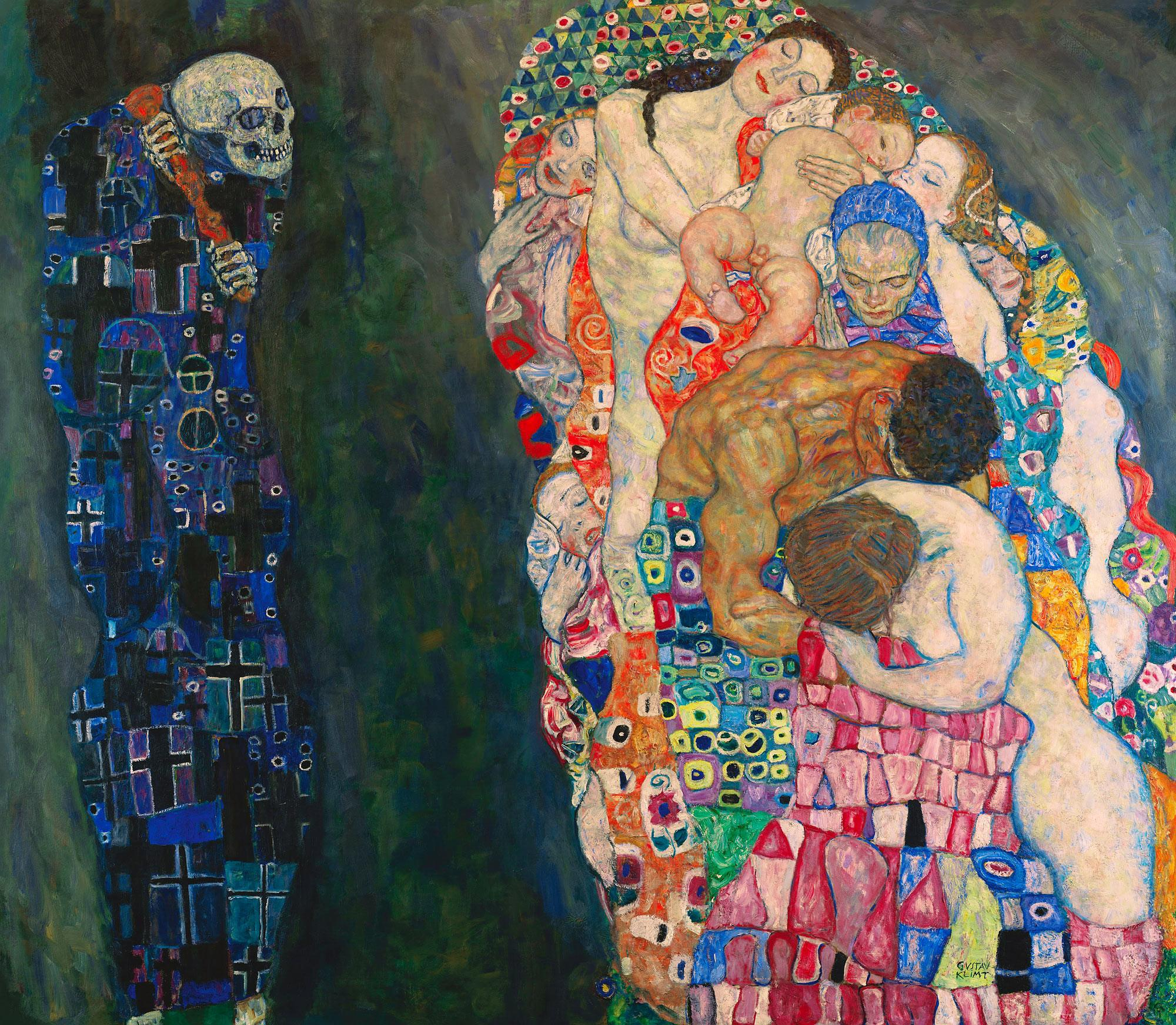 2000x1744 Gustav Klimt Wallpaper , (67+) image collections of wallpapers