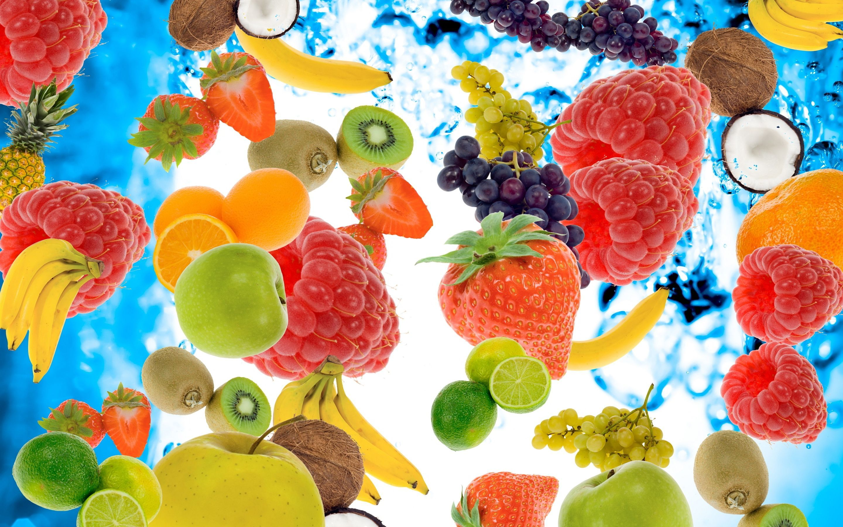 2880x1800 Fruit wallpaper | Photography | Fruit infused water, Fruits ...