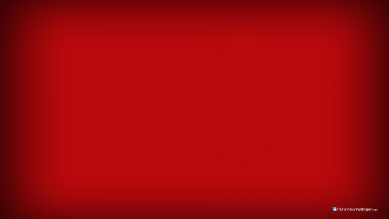 1600x900 solid color backgrounds | 1600x900 | Solid Red Wallpaper ...