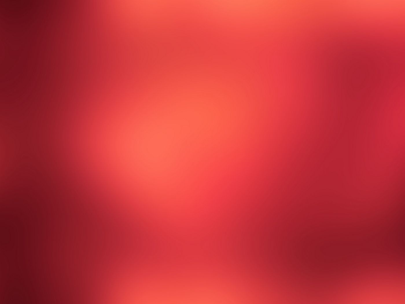 1400x1050 Download wallpaper 1400x1050 solid, red, bright, shiny ...