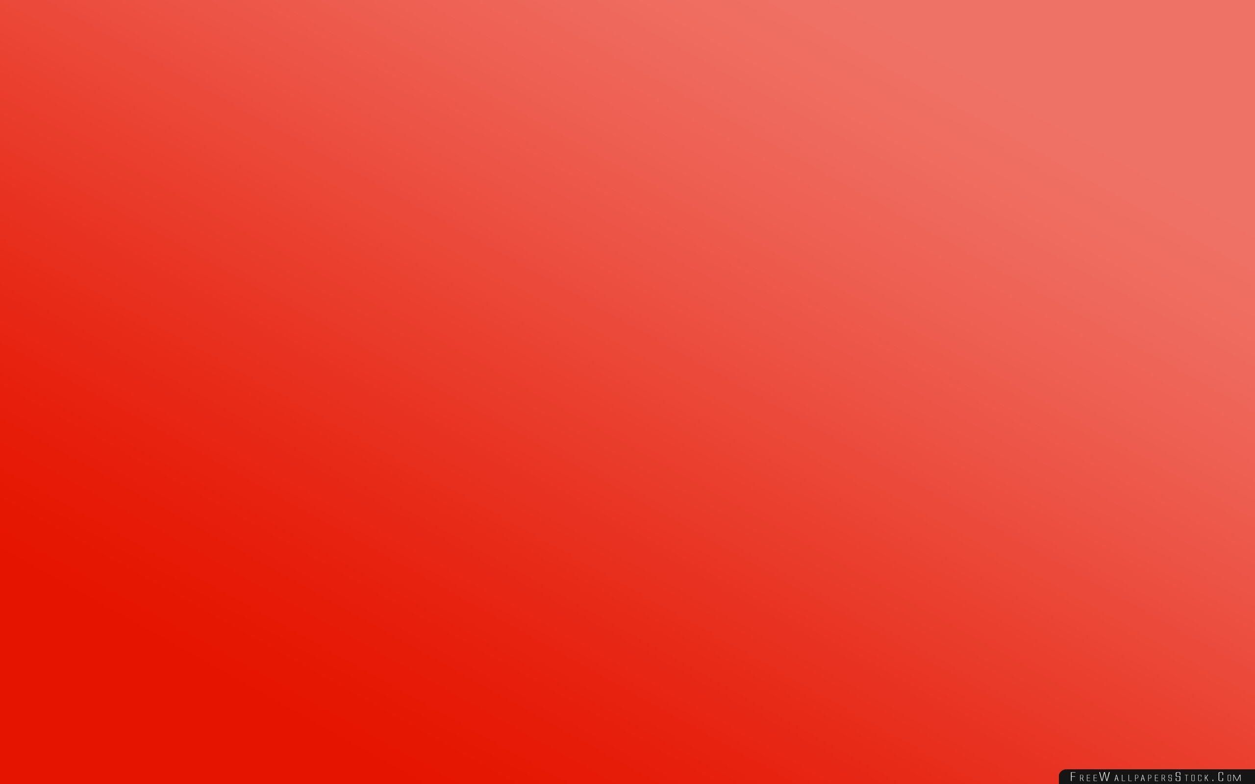 2560x1600 Red Solid Light Bright Scarlet Wallpaper - Free Wallpapers Stock