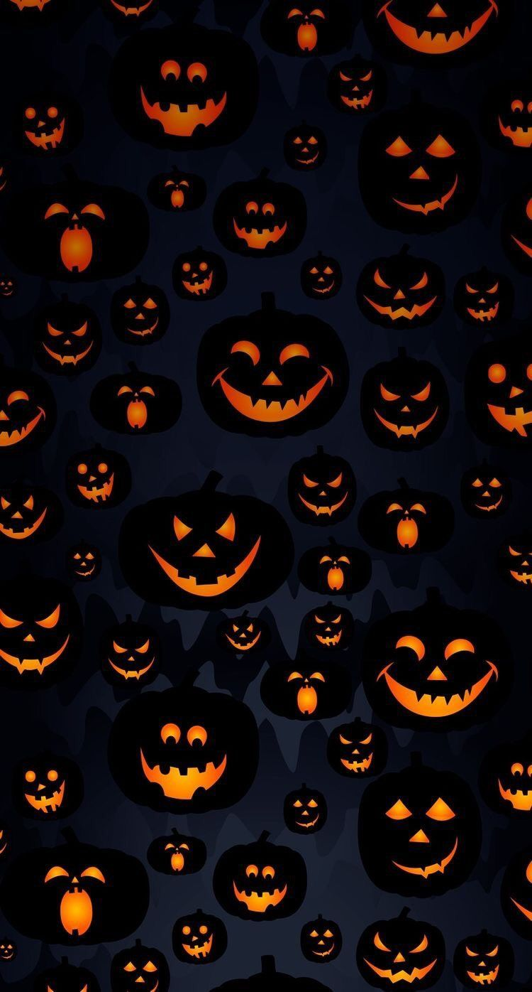 750x1396 iPhone and Android Wallpapers: Halloween Wallpaper for ...