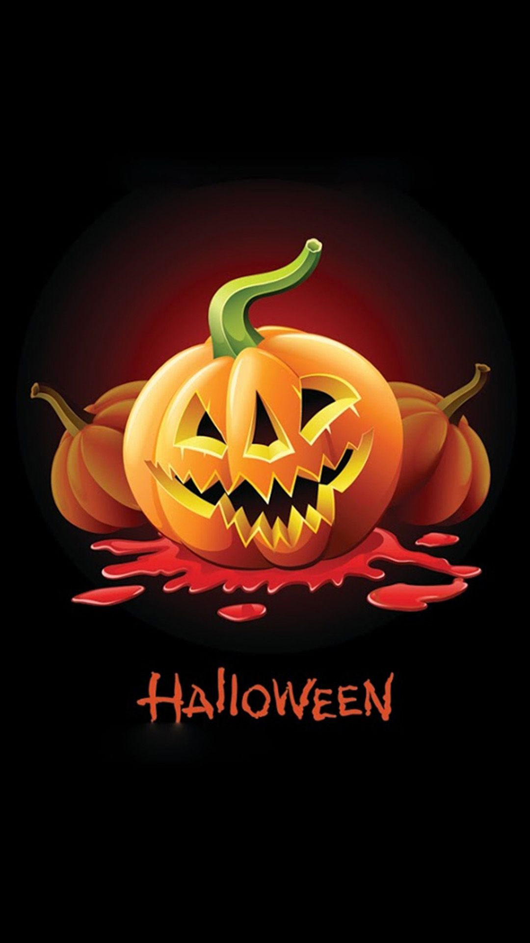 1080x1920 Halloween Pumpkin Carving Android Wallpaper free download