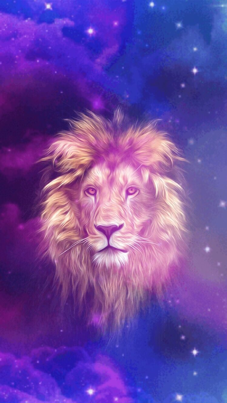 749x1331 Pin by Crystal Parra on Decor in 2019 | Lion wallpaper, Lion ...