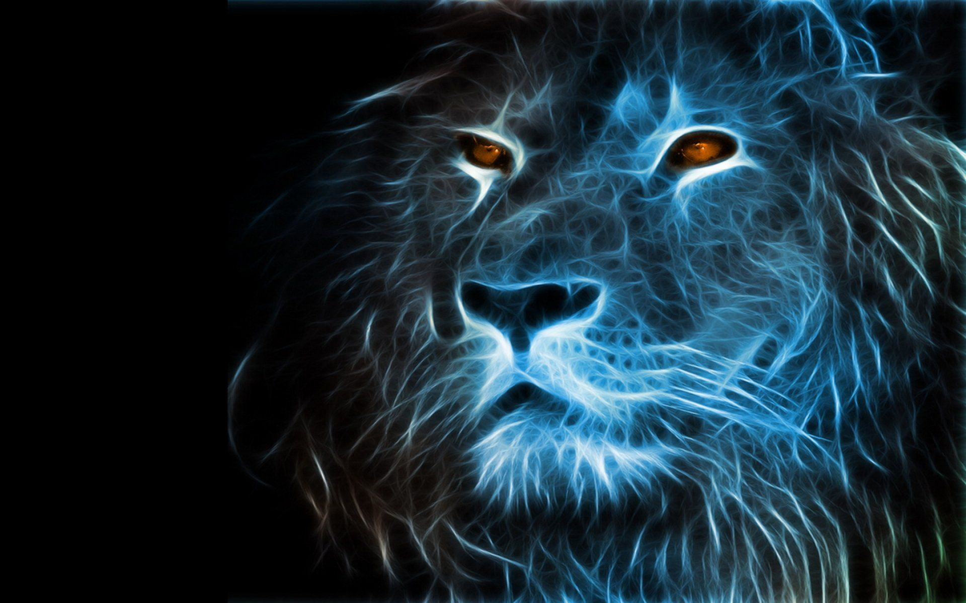 1920x1200 Abstract Lion Wallpaper (50+), Find HD Wallpapers For Free