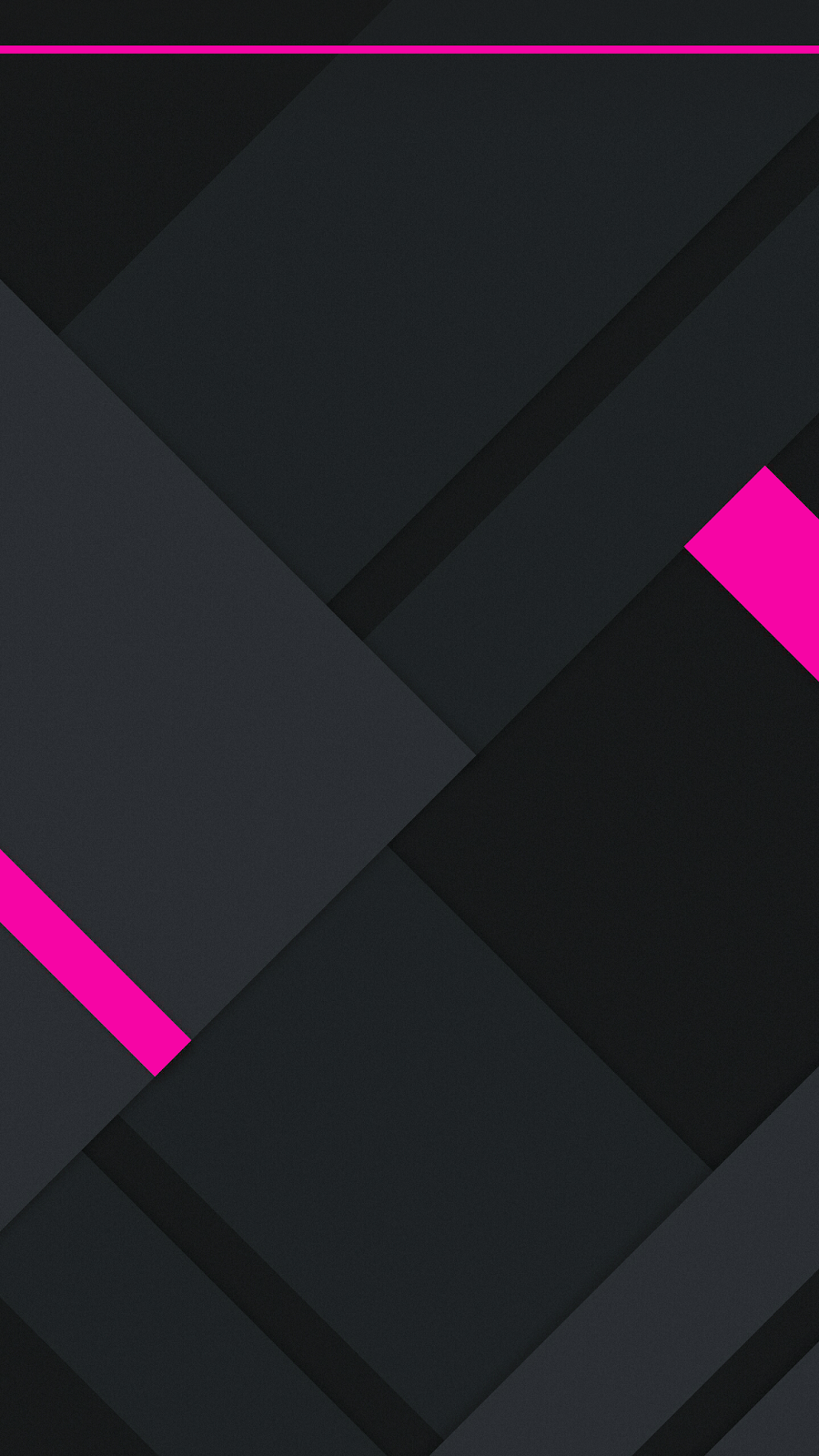900x1600 Black and Pink Pattern Wallpaper | *Abstract and Geometric ...
