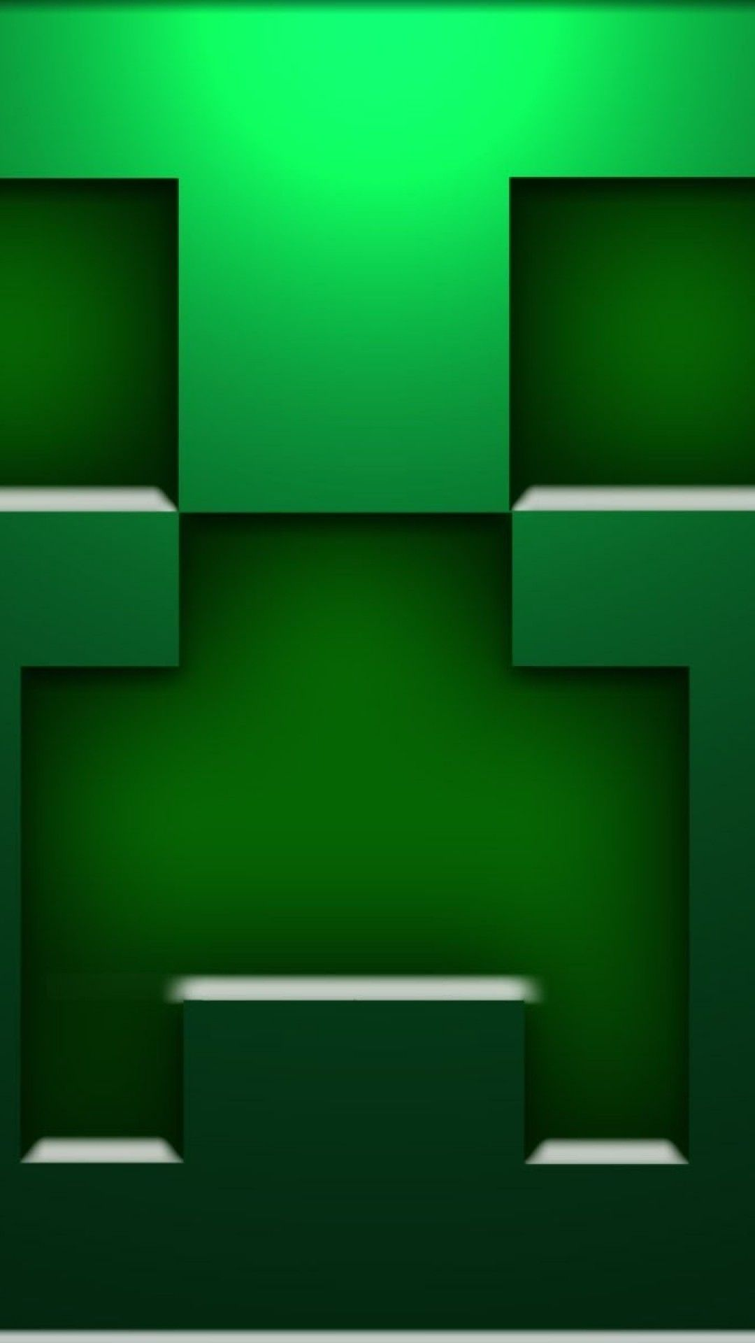 1080x1920 Free download minecraft creeper wallpaper mobile phone ...