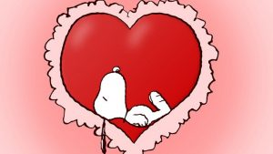 Snoopy Valentine Wallpapers – Top Free Snoopy Valentine Backgrounds