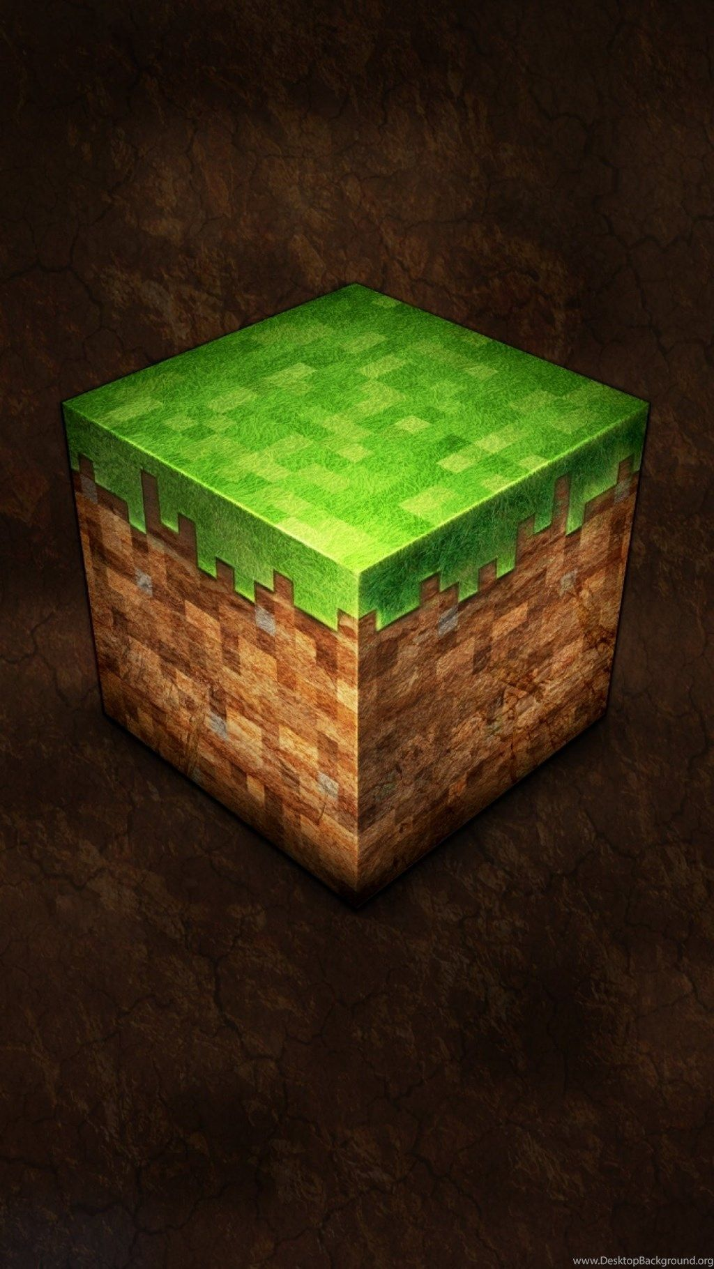 1024x1820 Minecraft Mobile Phone Wallpapers Desktop Background