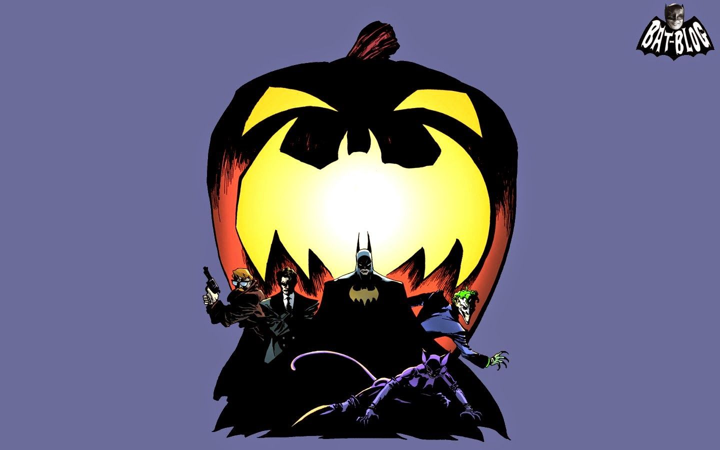 1440x900 BATMAN and #JOKER #HALLOWEEN Holiday Wallpapers! - All About ...