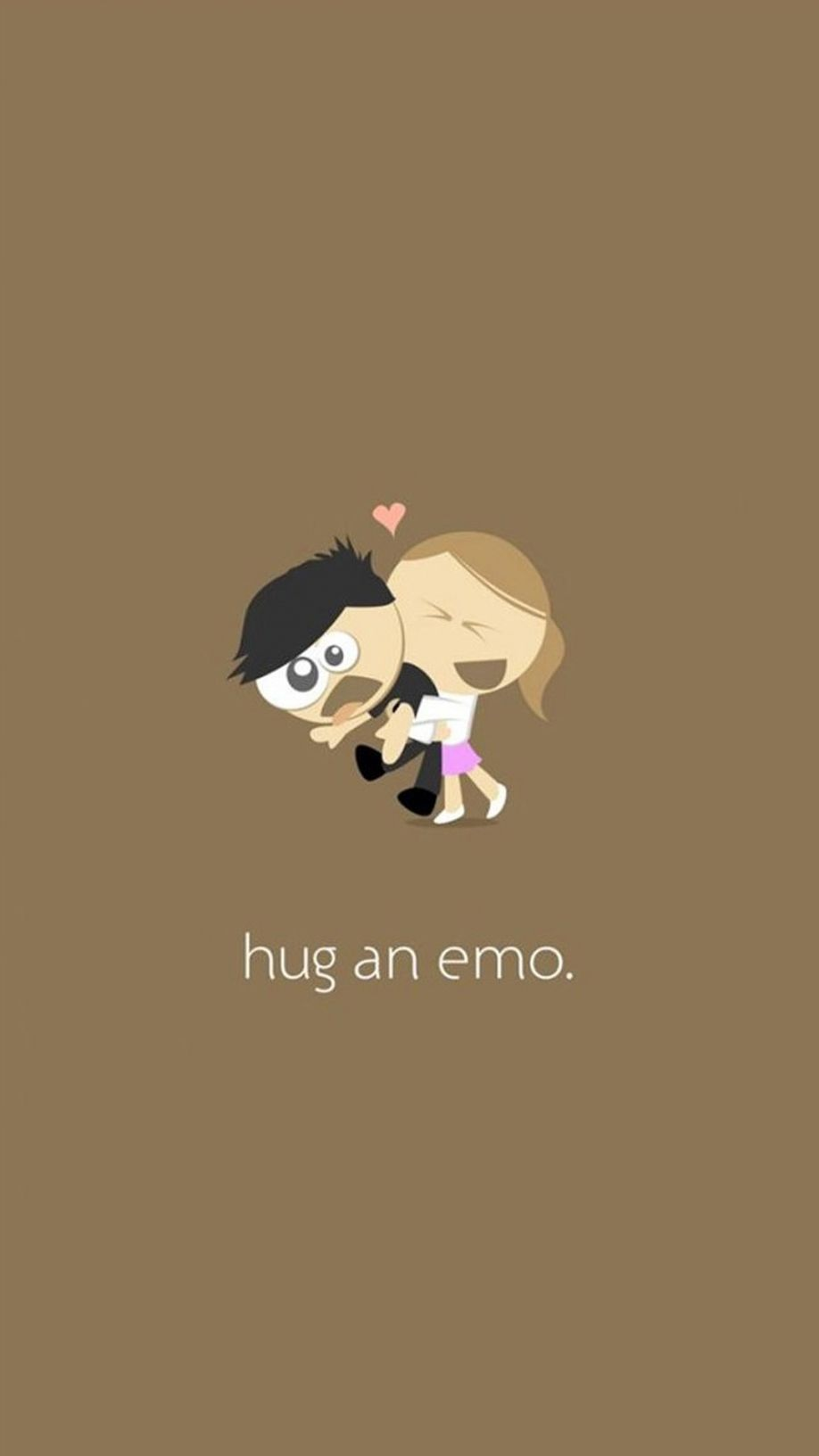 918x1632 Cute Emo Wallpapers For Iphone - Awesome 3D Wallpapers | Abstract ...