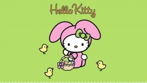 Hello Kitty Easter Wallpapers – Top Free Hello Kitty Easter Backgrounds