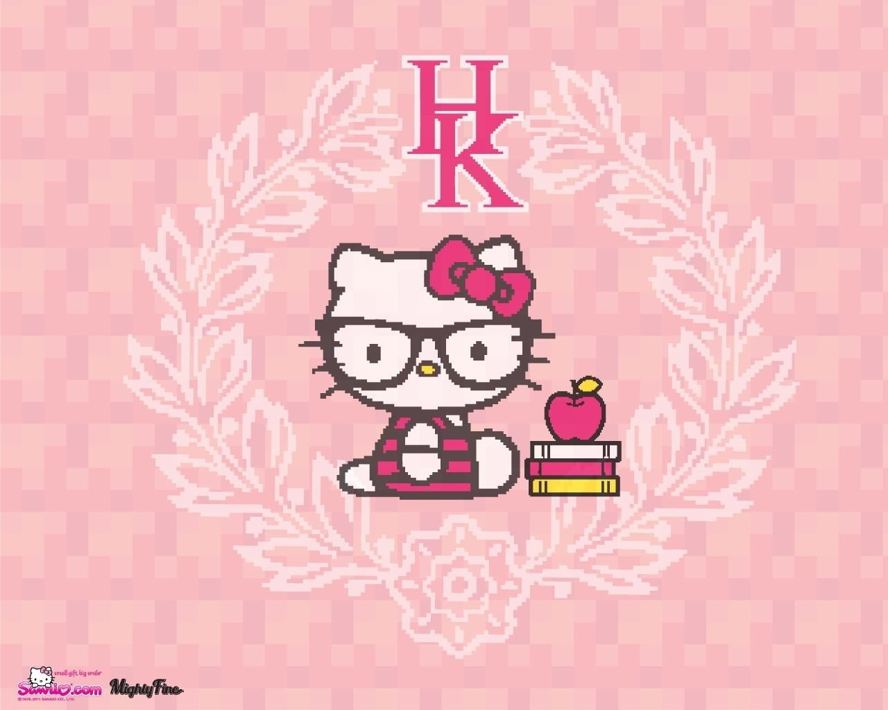 1280x1024 45+ Hello Kitty Geek Wallpapers - Download at WallpaperBro