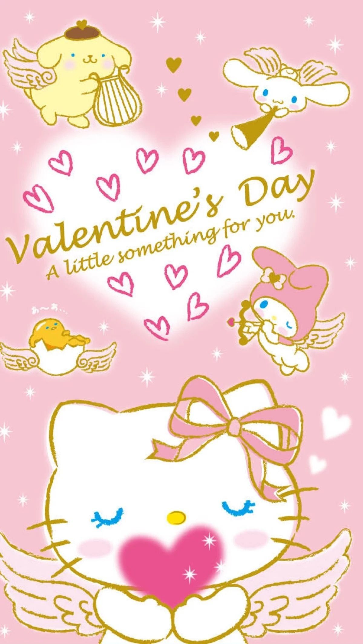 1200x2130 61+ Valentine Kitty Wallpapers on WallpaperPlay