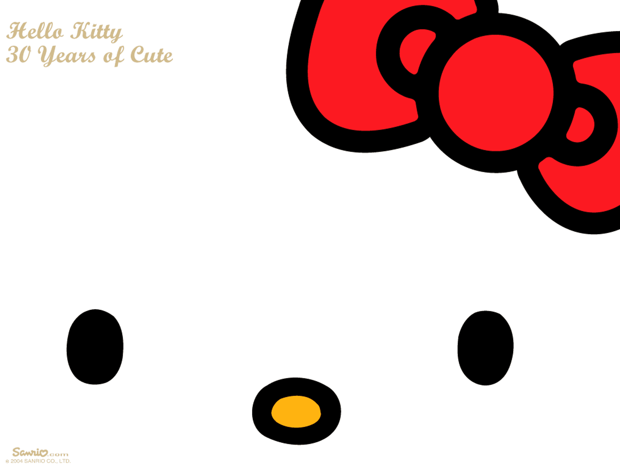 2000x1500 The Top Free Hello Kitty Wallpapers