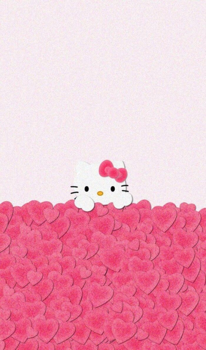 700x1190 Hello Kitty Valentines Wallpaper (30 + Background Pictures)