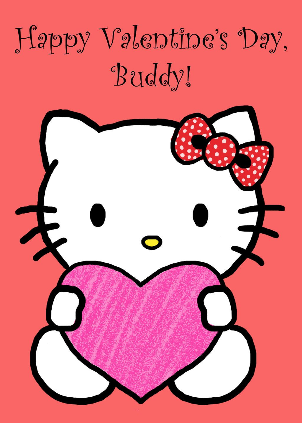 1024x1434 Free download Hello Kitty Valentine by HermioneFrost ...