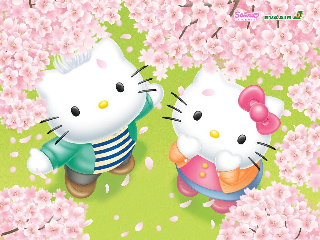 1024x768 Cute free spring wallpapers | modeS Blog