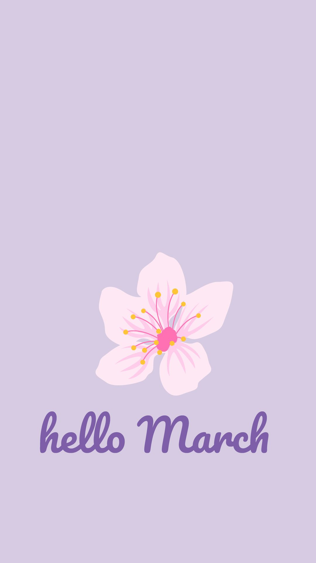 1080x1920 March Mobile Wallpapers | hello slowlife | mobile and ...