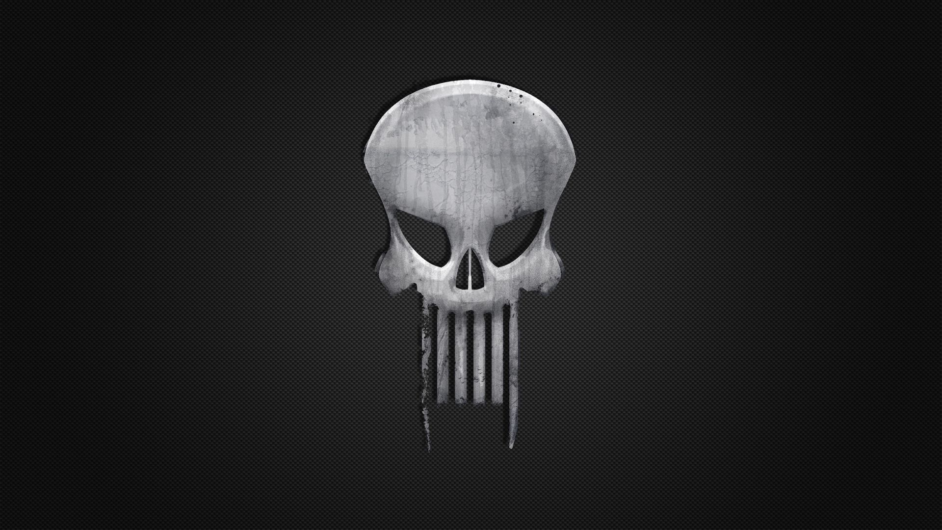1920x1080 Punisher Skull Wallpaper - Wallpapers Browse