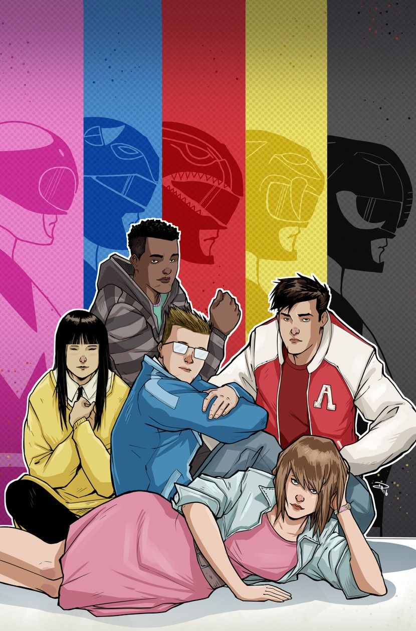 830x1260 It's Morphin' Time with these Power Rangers wallpapers ...