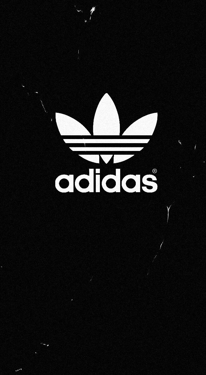 660x1200 adidas #black #wallpaper #android #iphone | blacked in 2019 ...