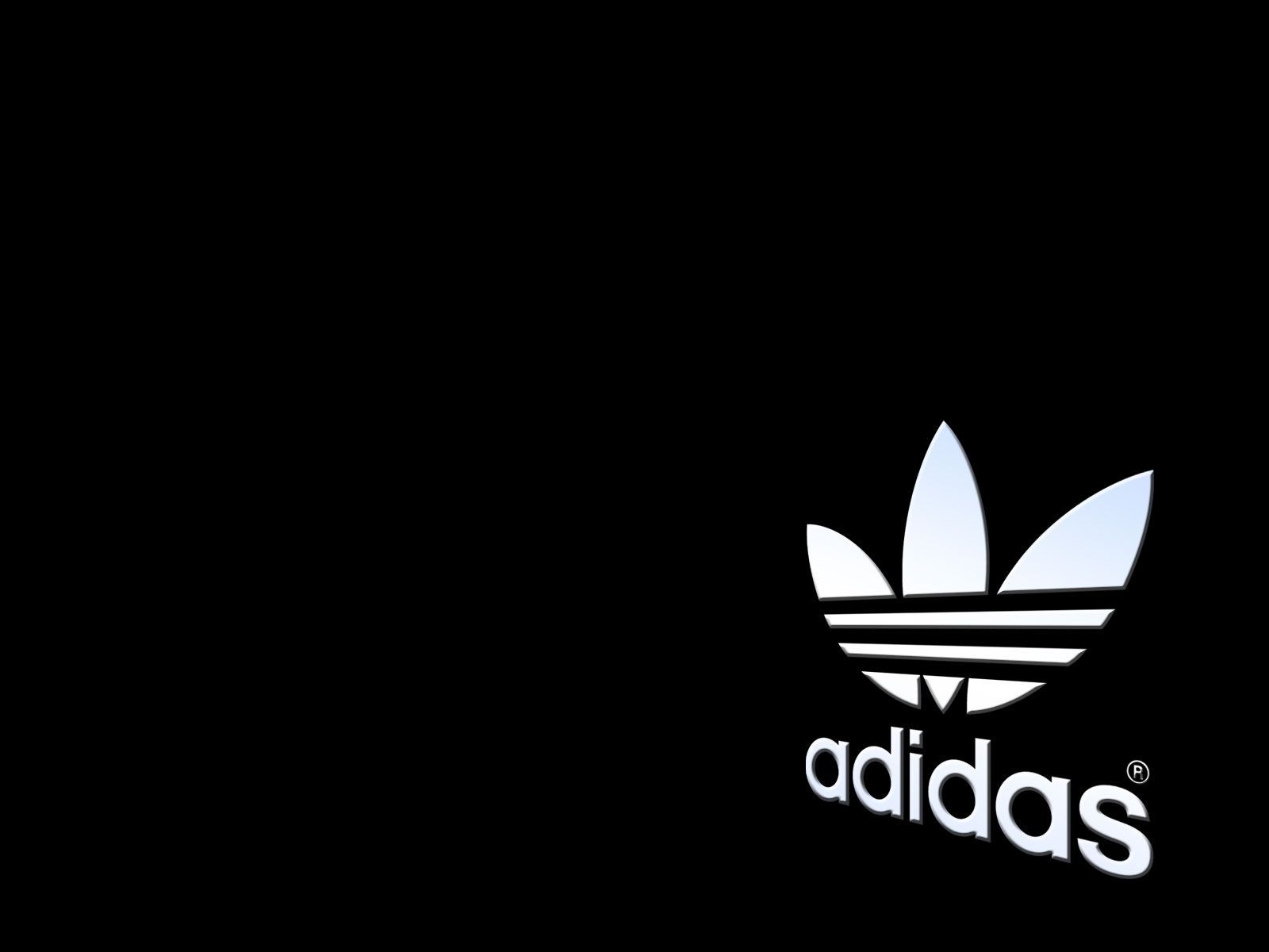 1600x1200 Adidas Black Wallpapers