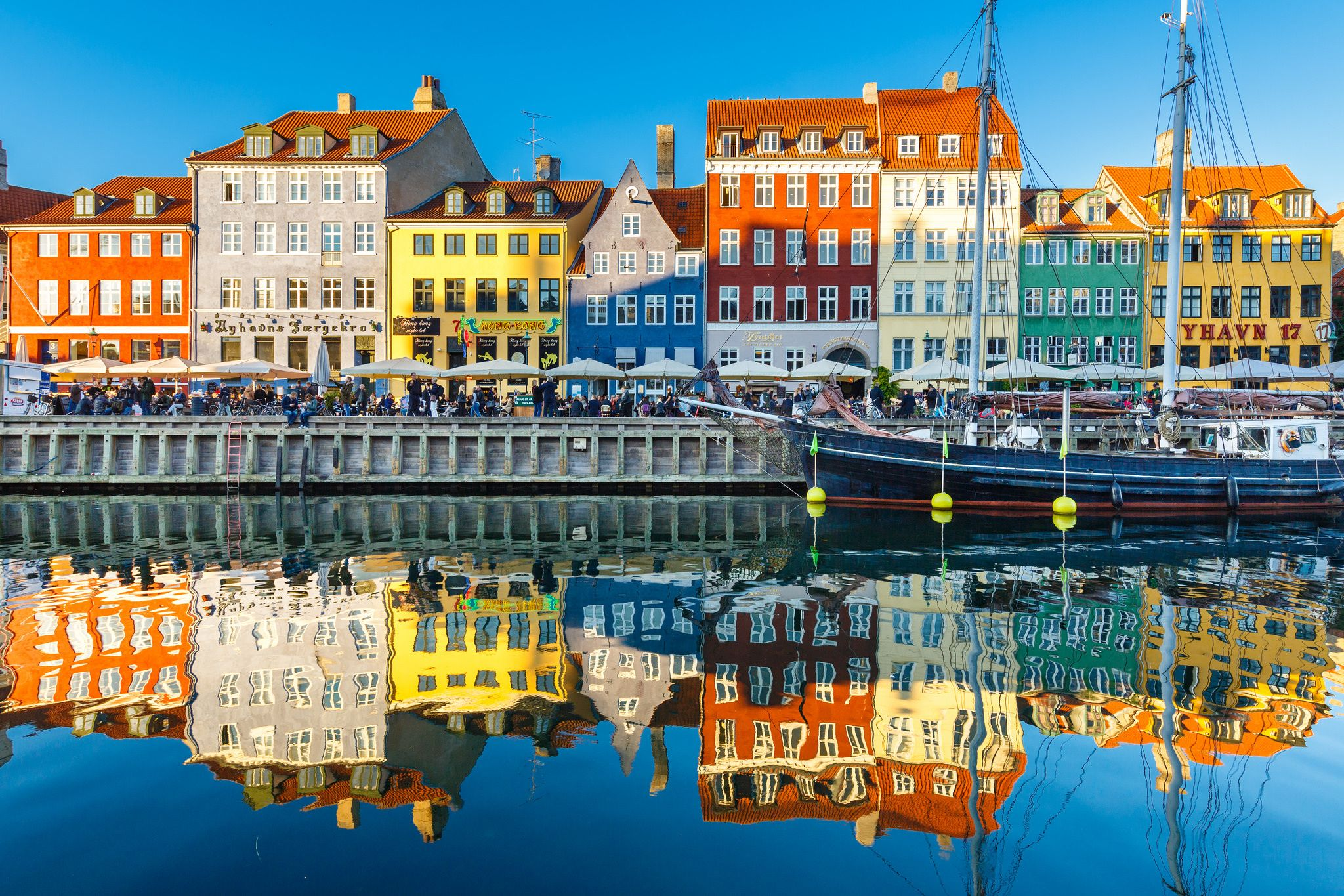 2048x1365 Copenhagen, Denmark HD Wallpaper | Background Image ...