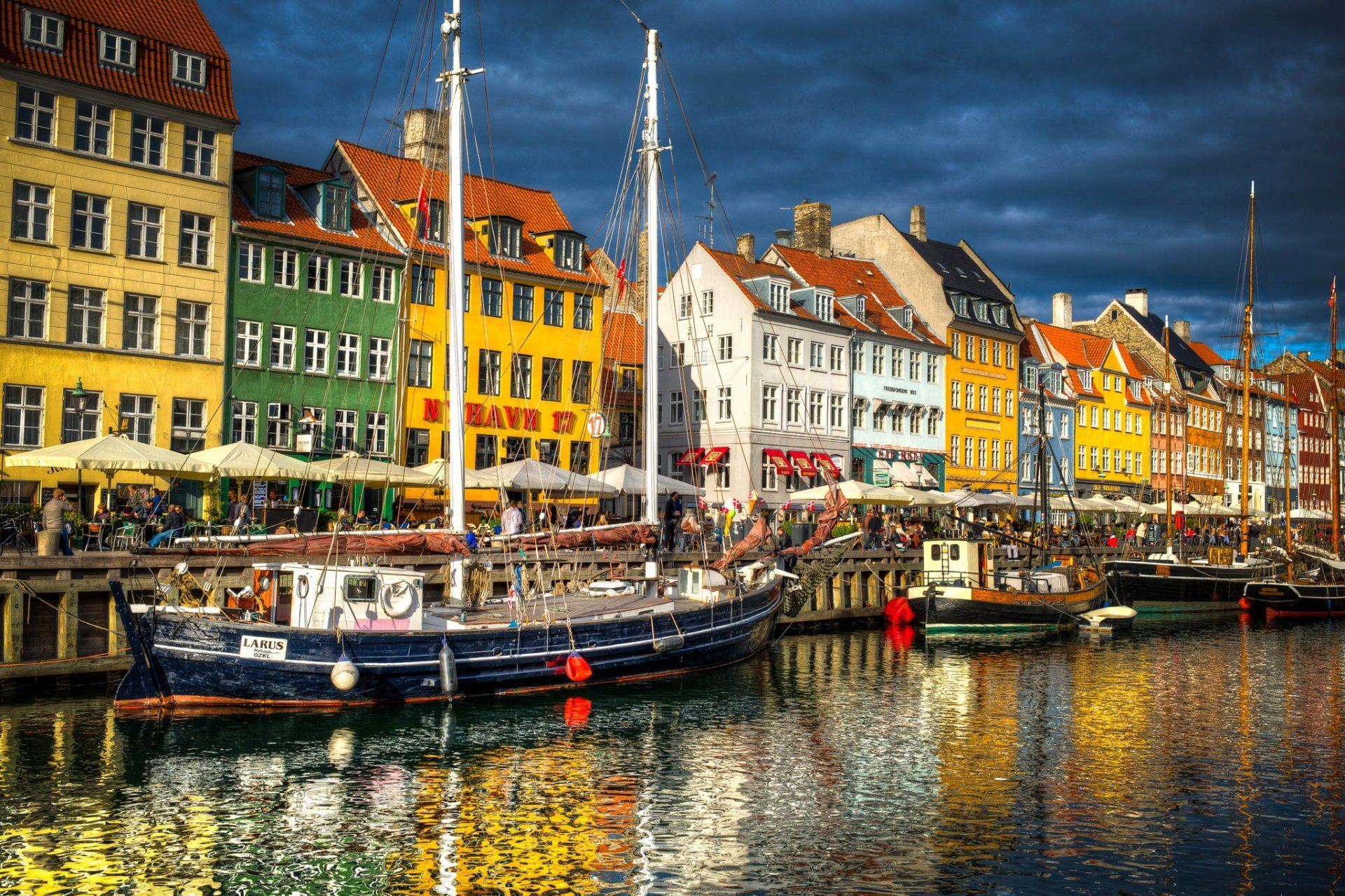 1920x1280 Nyhavn New Harbour wallpaper Gallery