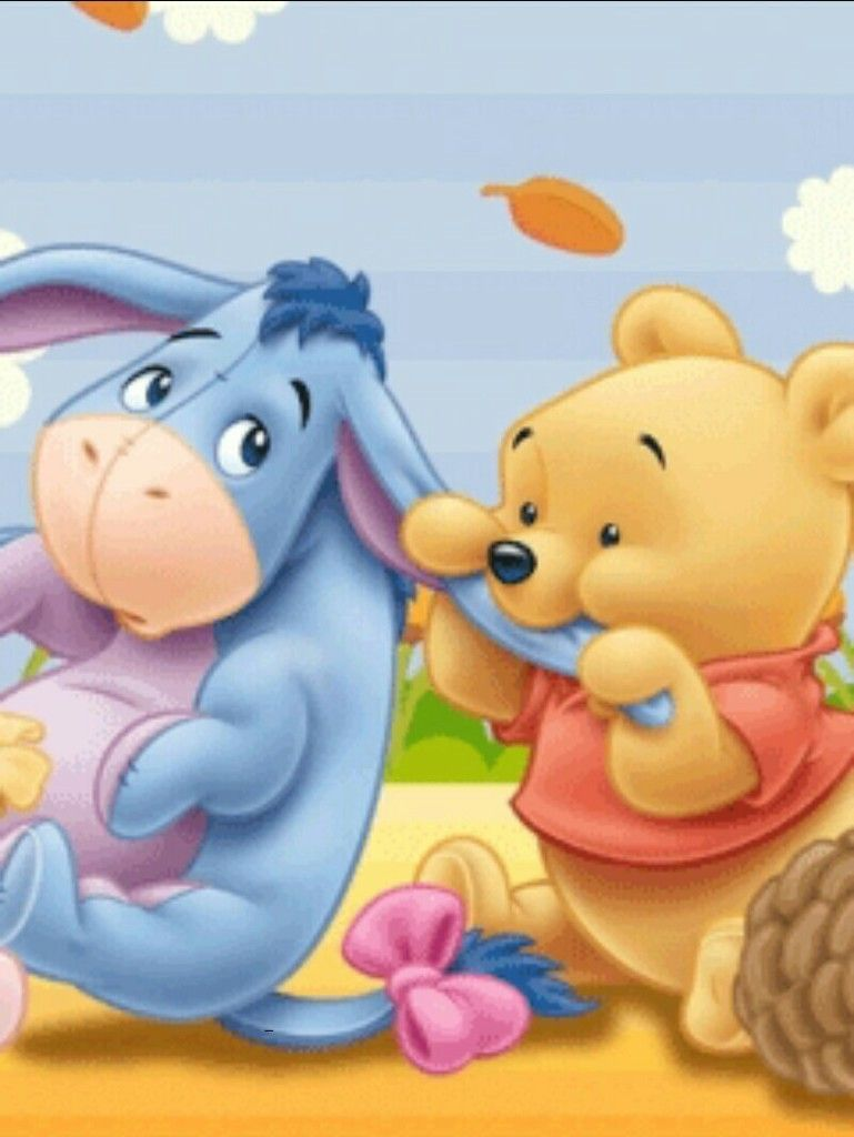 769x1024 Baby Eeyore Wallpapers ~ Festival Wallpaper