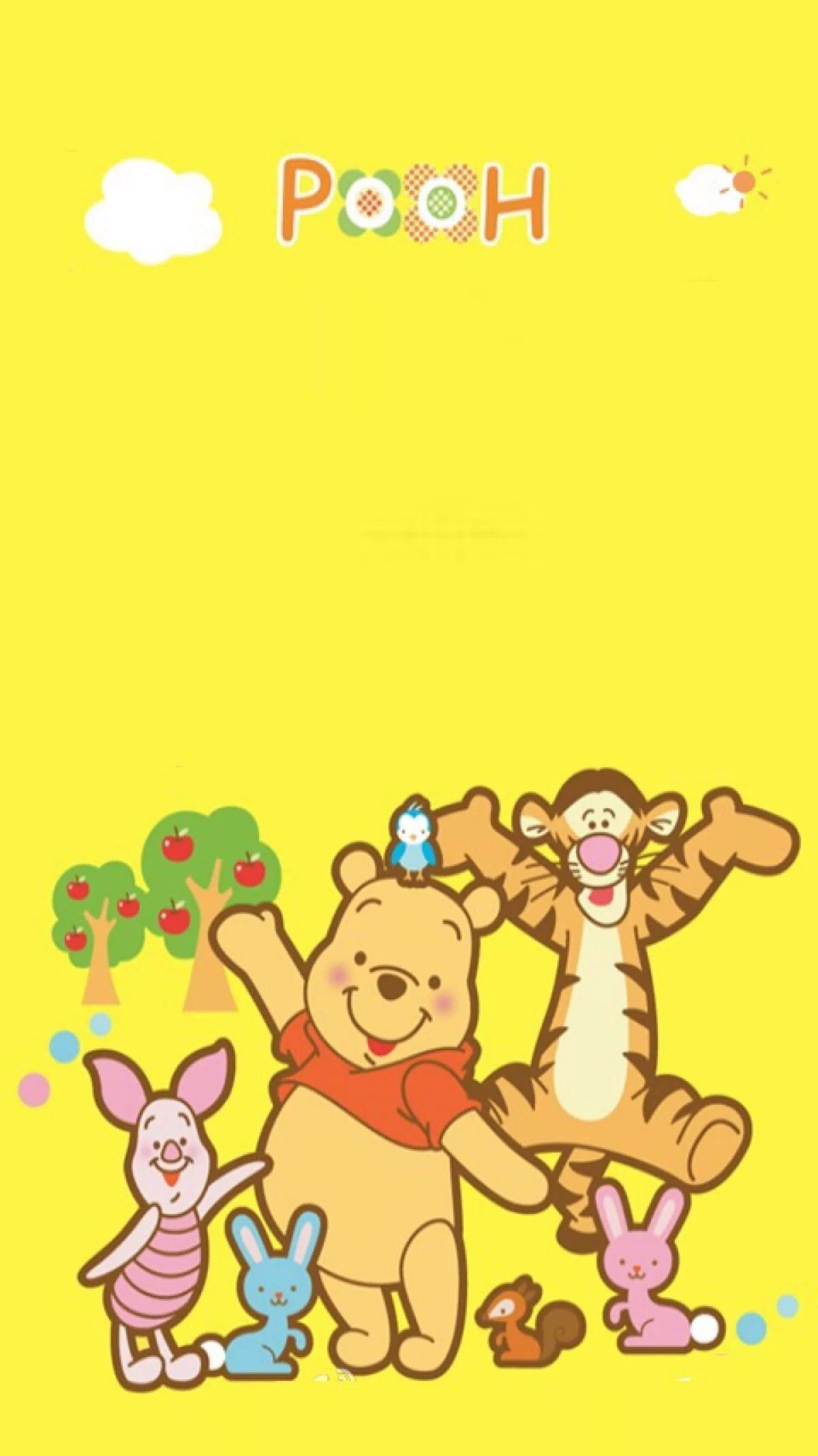 1200x2135 63+ Tigger Wallpapers on WallpaperPlay