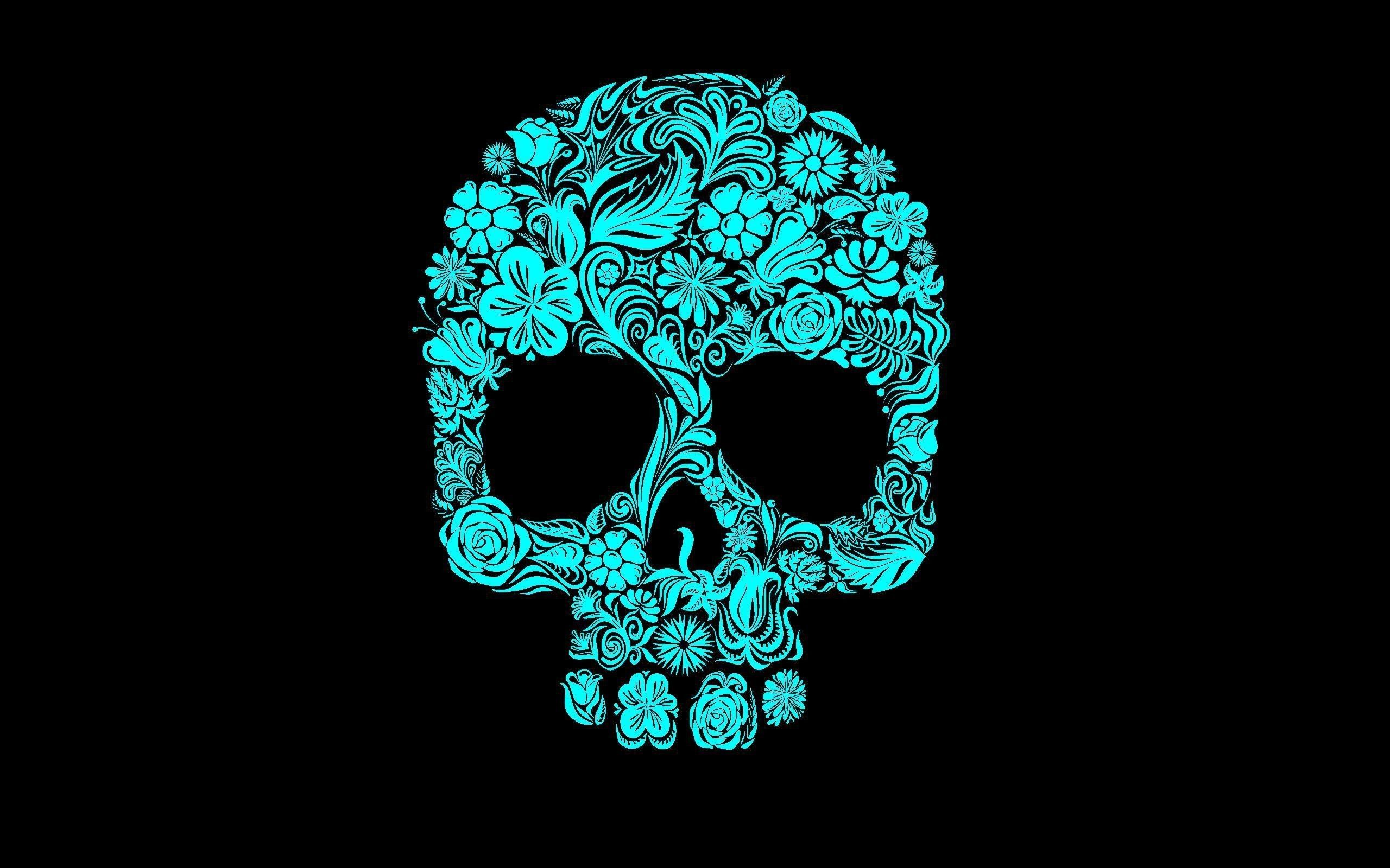 2560x1600 63+ Pink Skull Wallpapers on WallpaperPlay