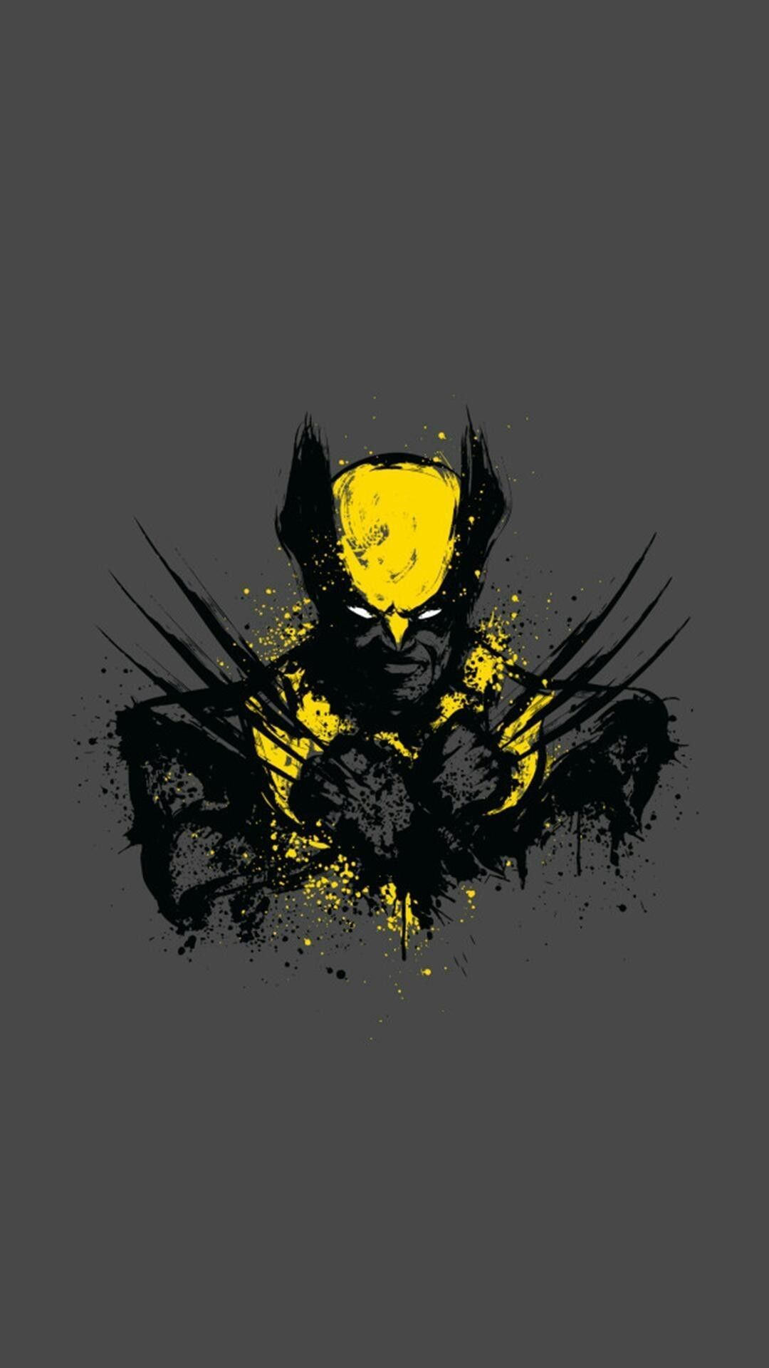 1080x1920 77+ Wolverine Wallpapers on WallpaperPlay