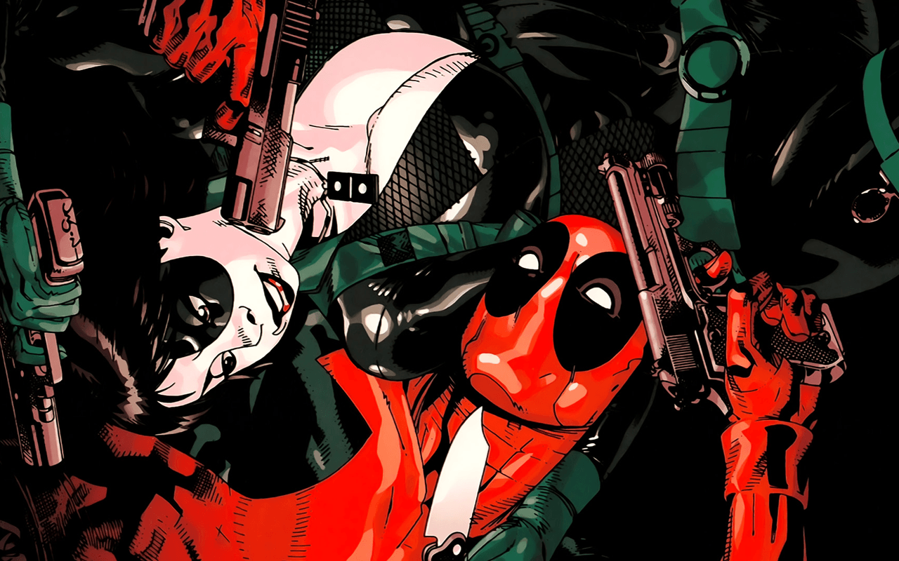 1280x800 Deadpool and Domino Wallpaper and Background Image | 1280x800 | ID ...