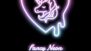 Neon Unicorn Wallpapers – Top Free Neon Unicorn Backgrounds