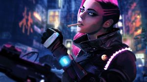 Cyberpunk Woman Wallpapers – Top Free Cyberpunk Woman Backgrounds