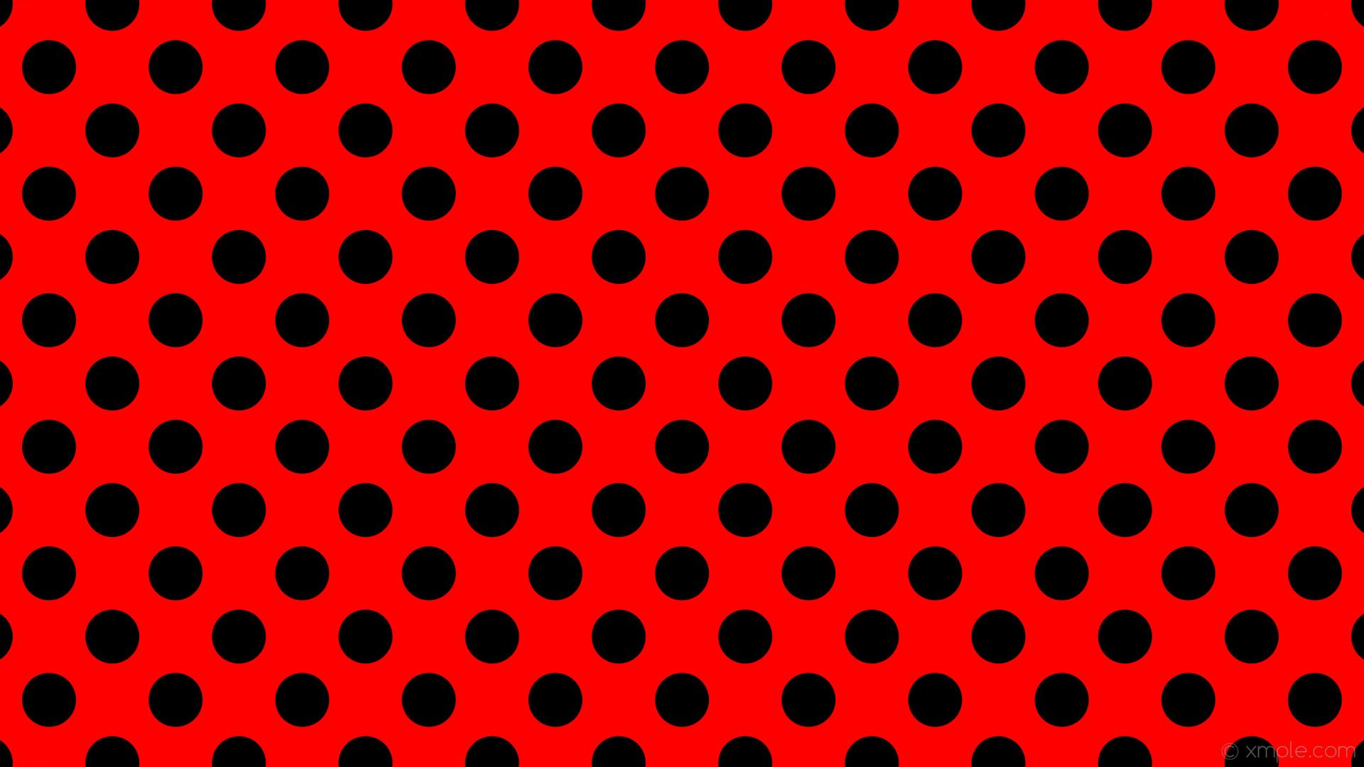 1920x1080 Red Polka Dot Wallpaper (86+ images)