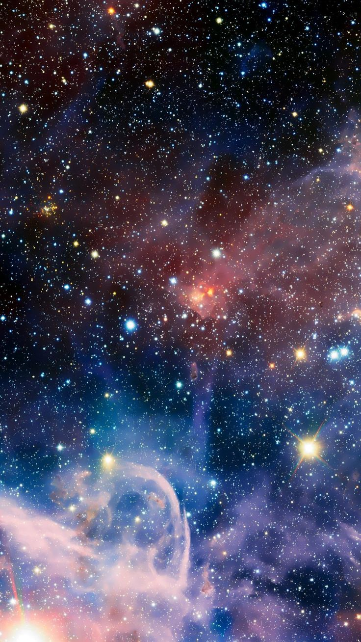 736x1308 Galaxy Nebula Live Wallpaper Android Apps on Google Play in ...