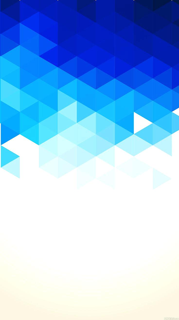 736x1309 45+ Blue and Green Geometric Wallpapers - Download at ...