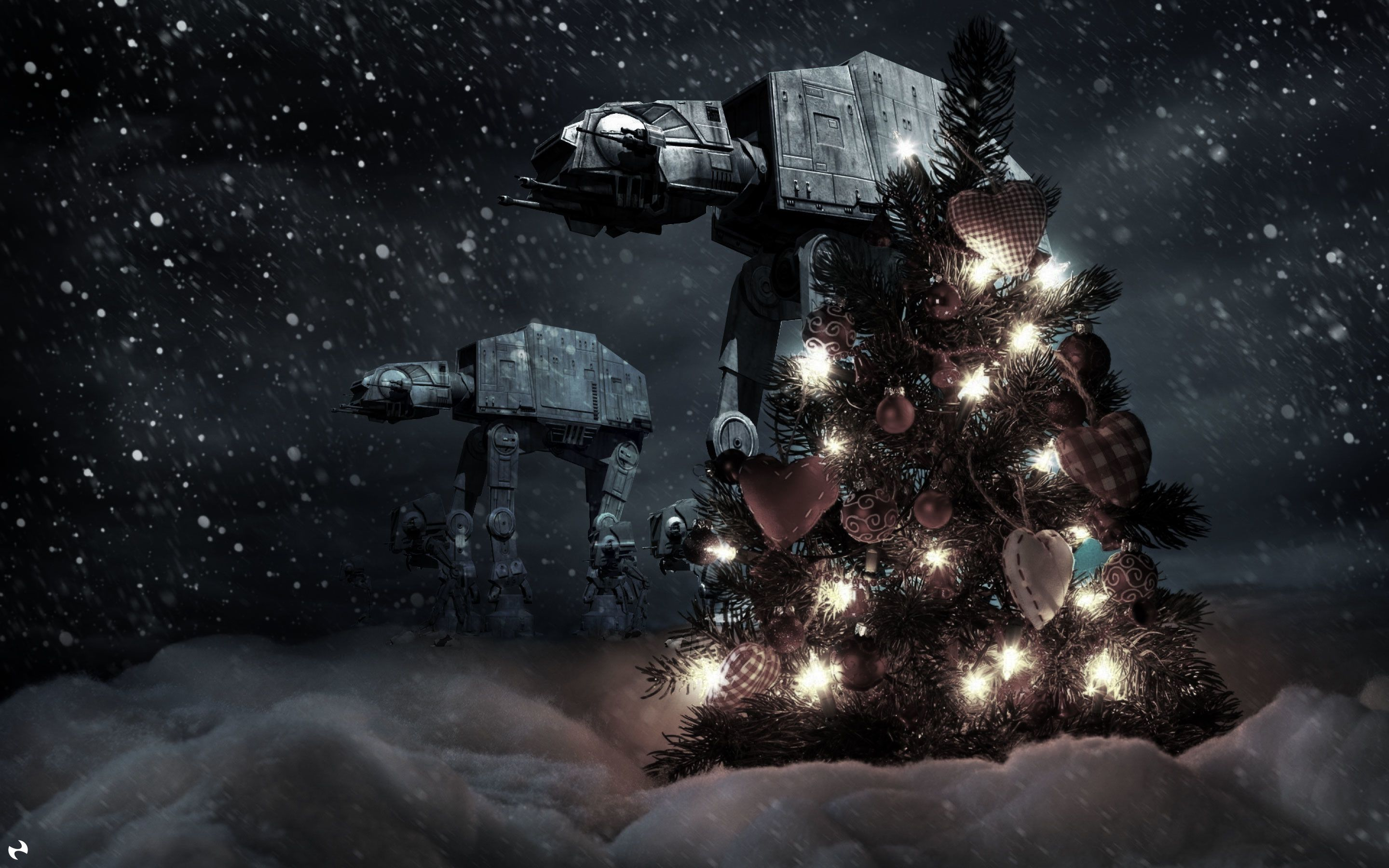 2880x1800 Star Wars Christmas Wallpaper (67+ images)