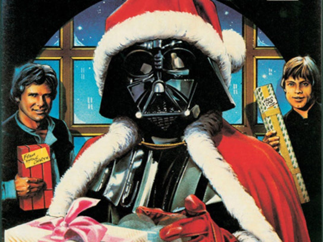 1088x816 Star Wars Christmas Wallpaper - (59+) Group Wallpapers